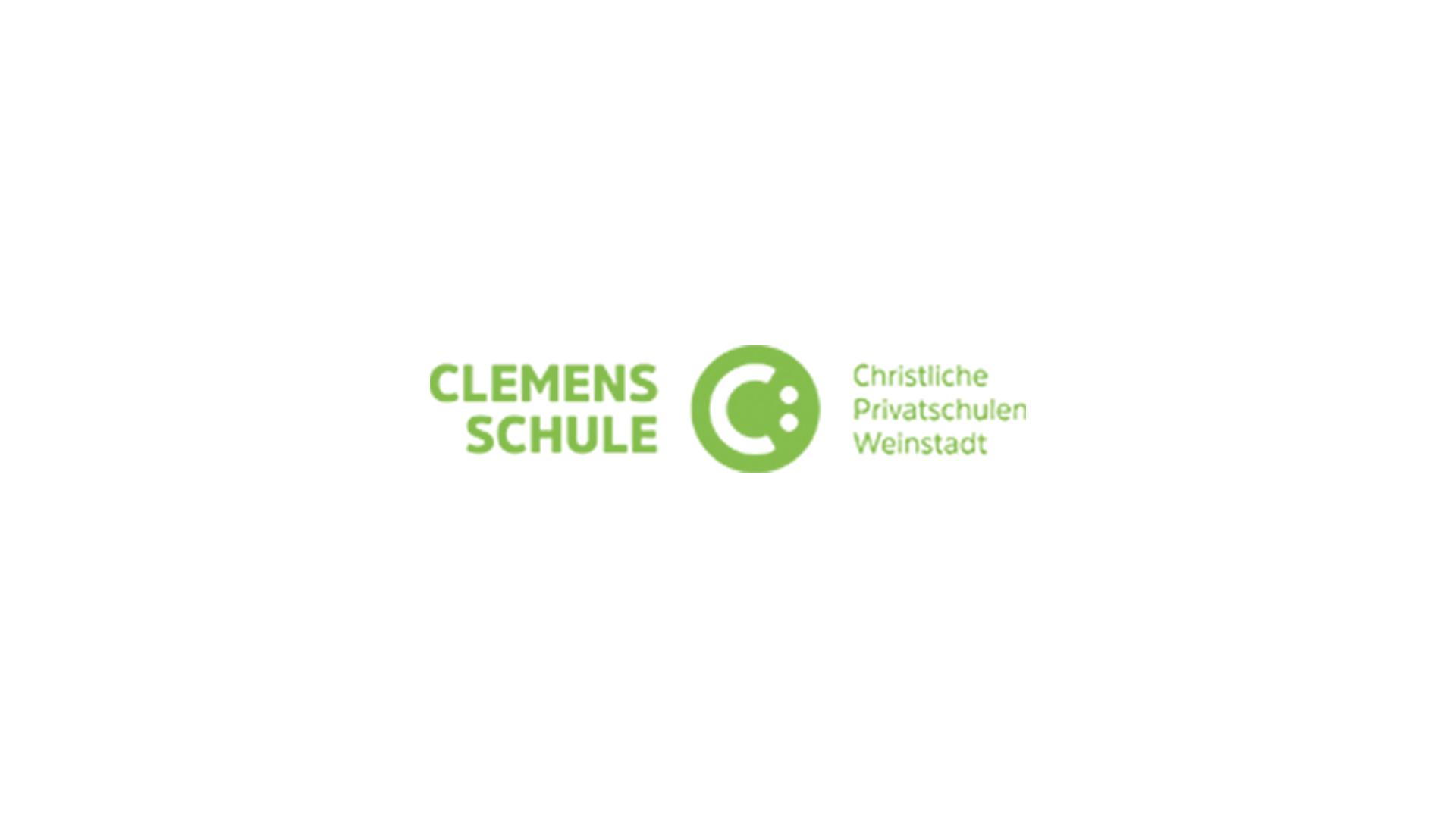 Pfleiderer Projektbau: Sponsoring Clemens Schule