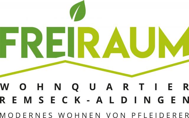Pfleiderer Projektbau: Wohnquartier FREIRAUM Logo