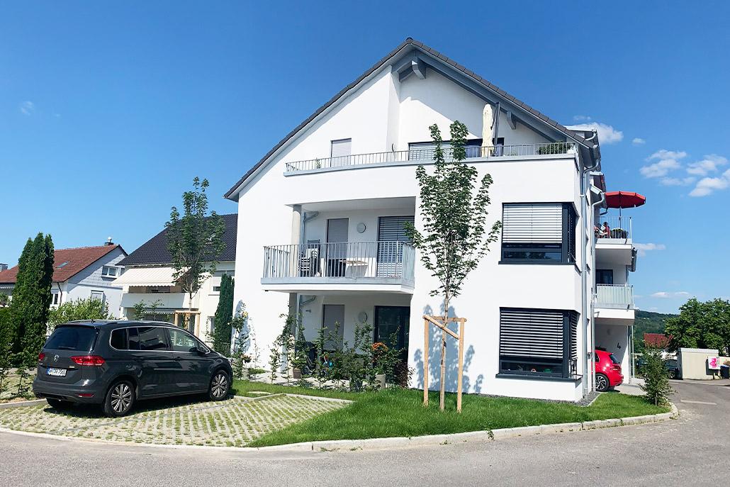 Pfleiderer Projektbau: Winnenden, Eugestraße